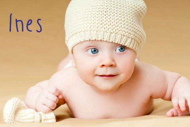 little girl woolly hat