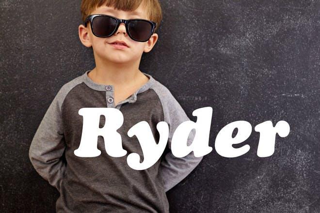 10. Ryder
