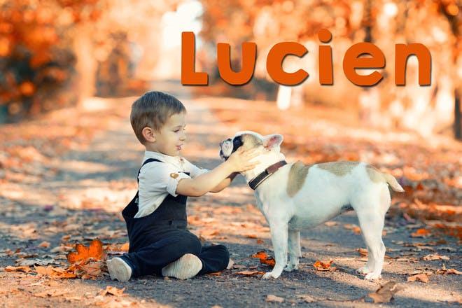24. Lucien