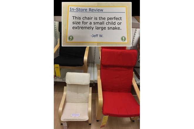 chair review