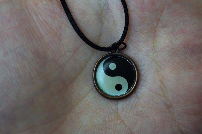 YingYang necklace