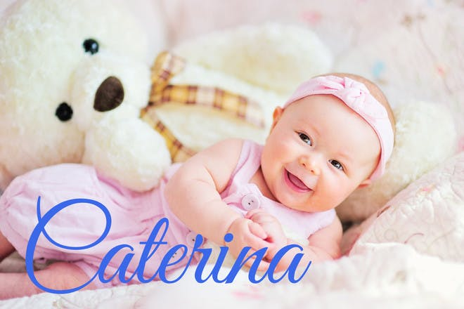 8. Caterina