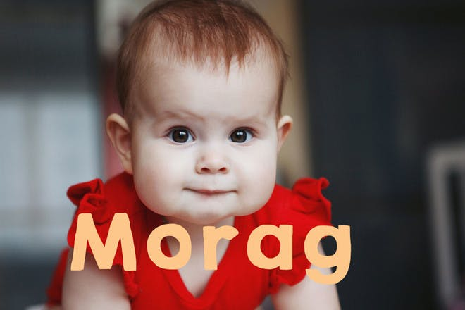 Baby name Morag