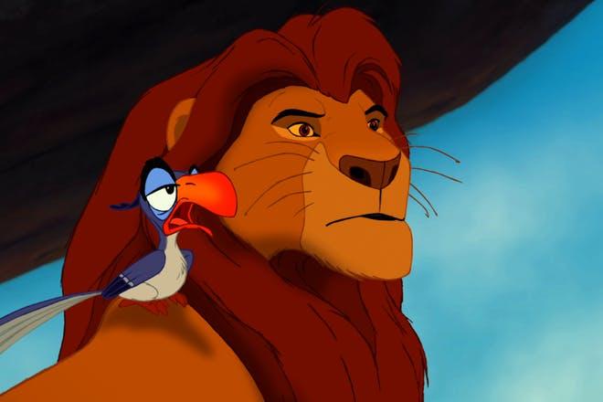 10. The Lion King (U)