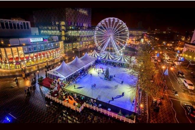 Birmingham Ice Rink