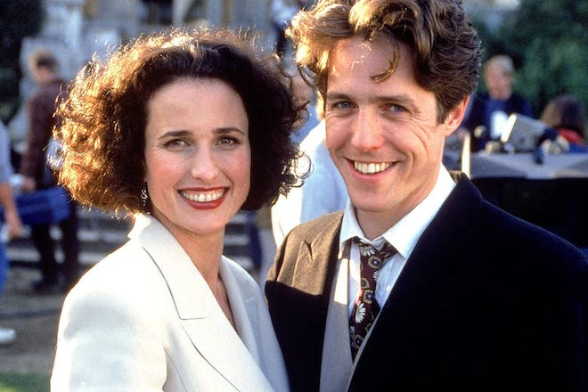 27. Four Weddings and a Funeral