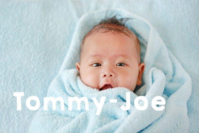 32. Tommy-Joe