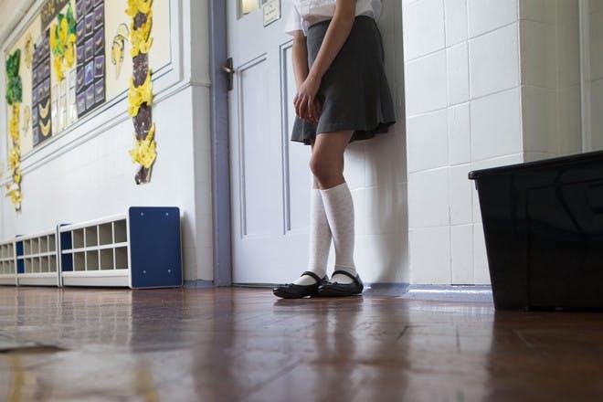 School coridoor