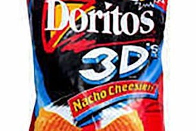 Doritos 3D's