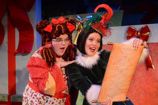 Eleanor's Very Merry Christmas Wish – The Musical