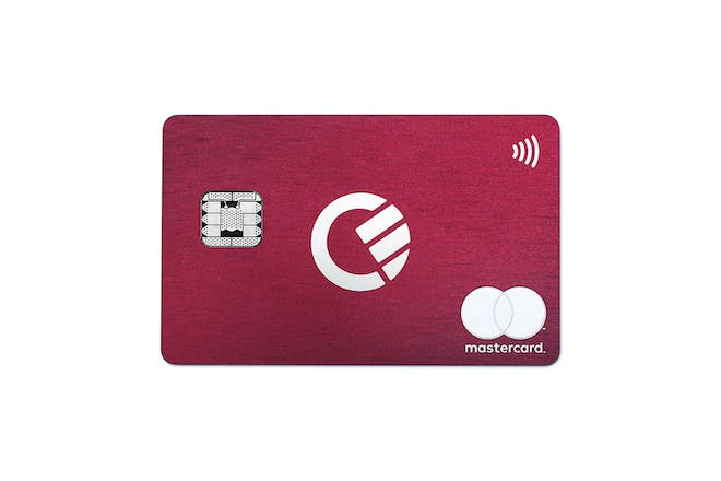 red curve card