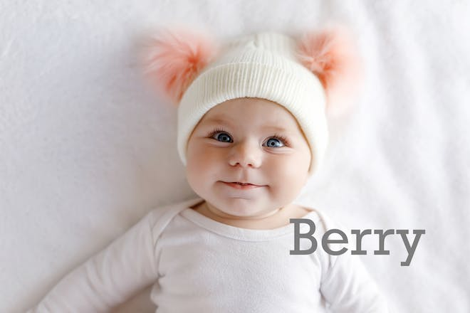 Berry baby name