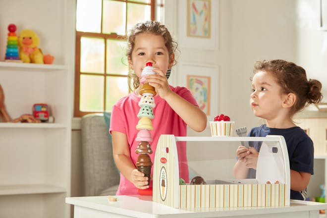 Put the fun and games into summer with Melissa & Doug