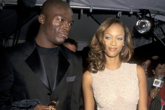 12. Tyra Banks and Seal