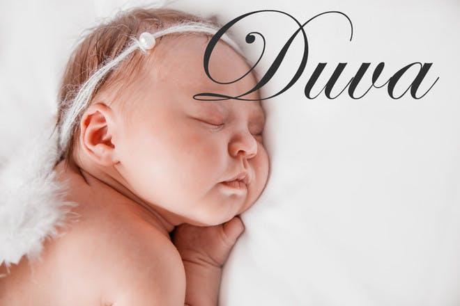 Baby name Duva
