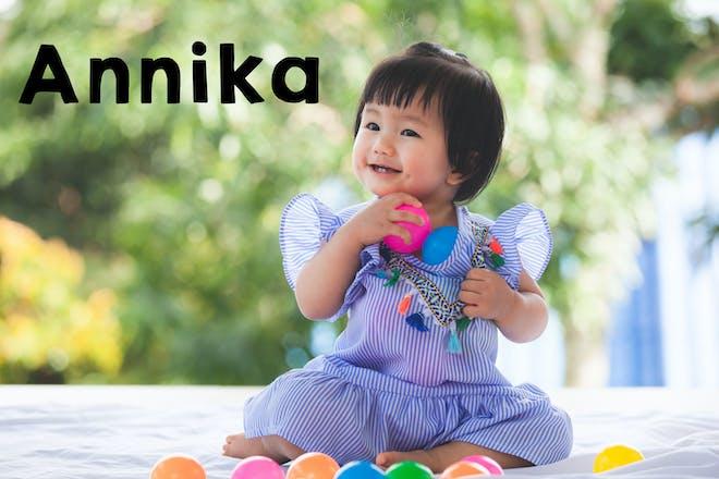 29. Annika