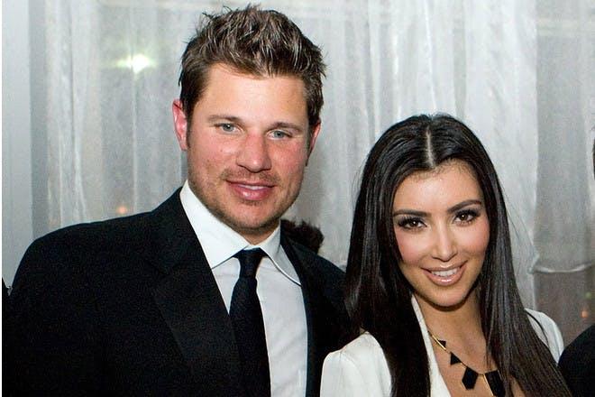 Kim Kardashian and Nick Lacey