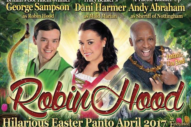 Robin Hood – Easter Pantomime