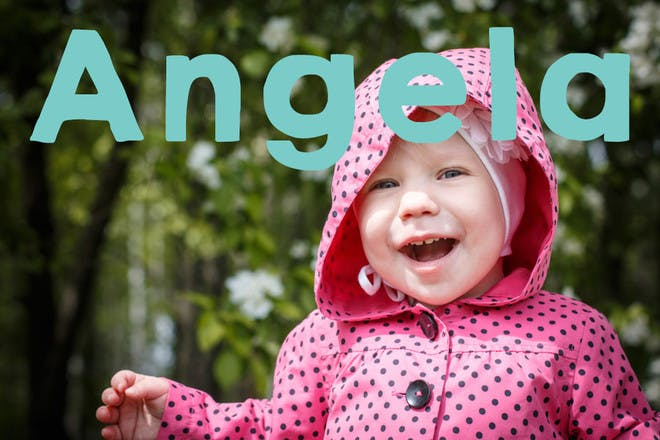 Baby name Angela