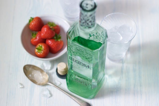 3. Sweeten with strawberries