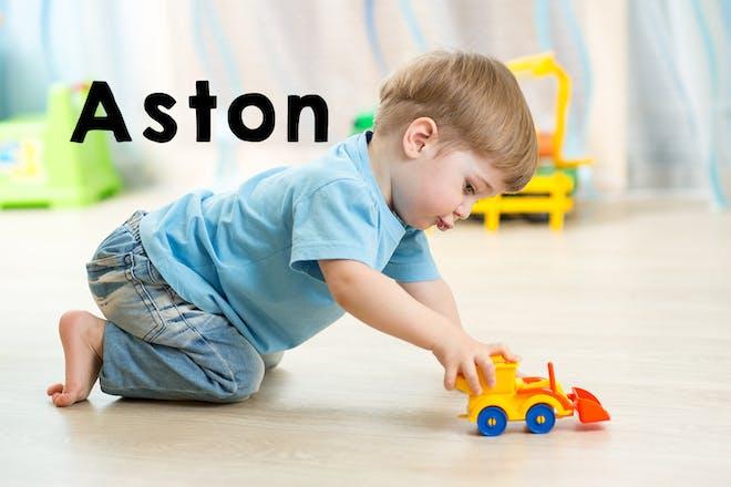 Aston baby name