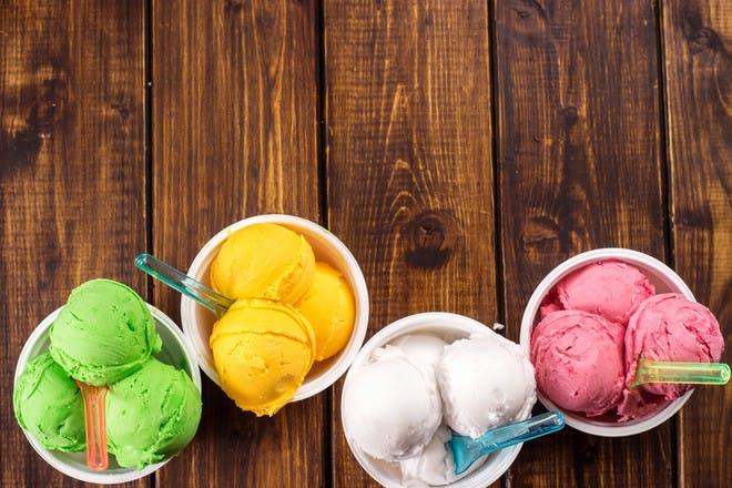 Summer's biggest ice cream trends
