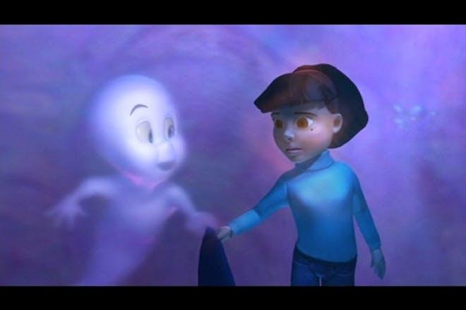 Casper's Haunted Christmas movie still