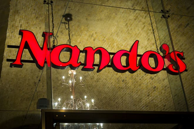 14 things you can buy at Nandos for under 350 calories