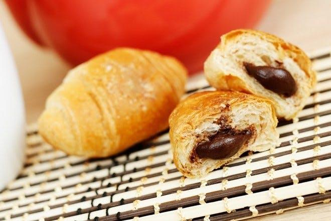 Mini pain au chocolat