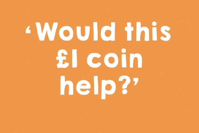 Would this £1 coin help?