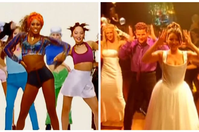 Songs we all danced to at the school disco