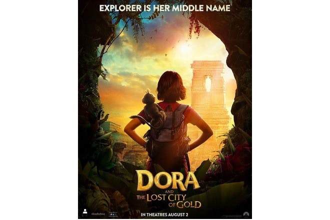 14. Dora and the Lost City of Gold