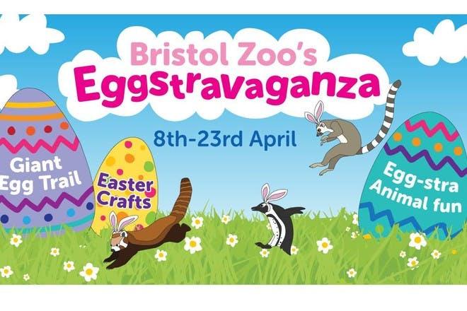 Bristol Zoo's Eggstravaganza