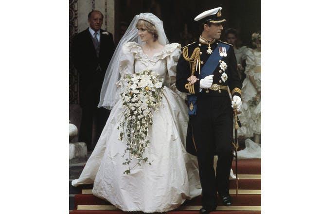 13. Princess Diana – the dress