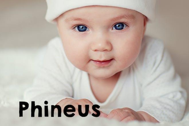 Phineus baby name