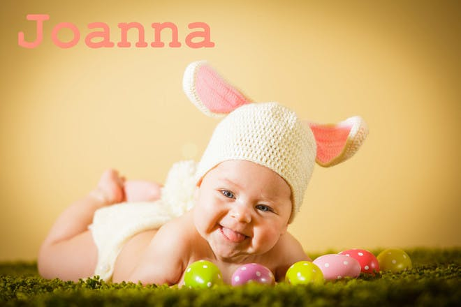 Joanna - Easter baby names