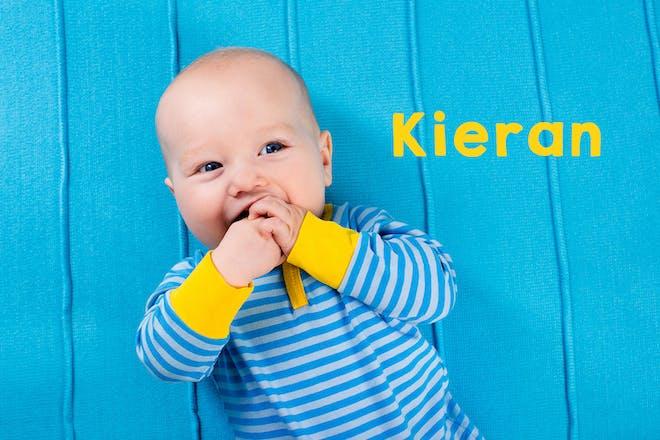 Kieran baby name
