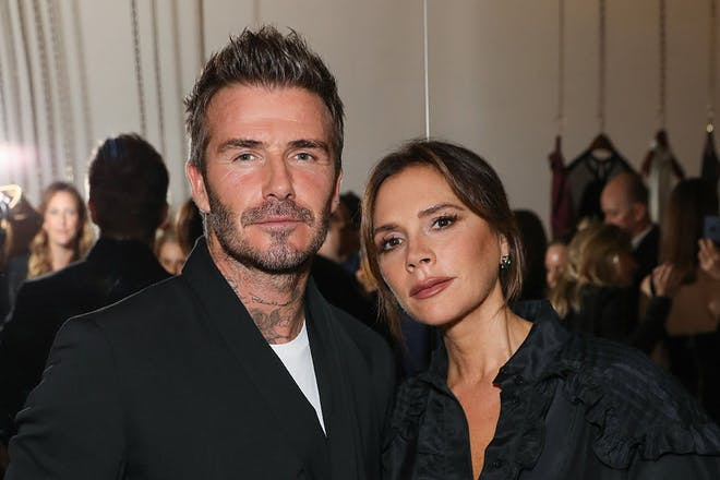 David and Victoria Beckham's relationship through the years