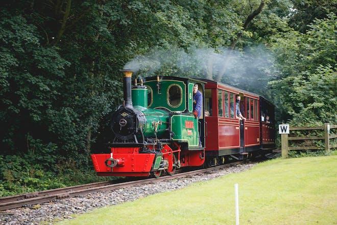 Bredgar & Wormshill Light Railway