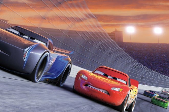 3. Cars 3 (U)
