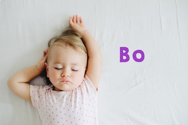Bo baby name