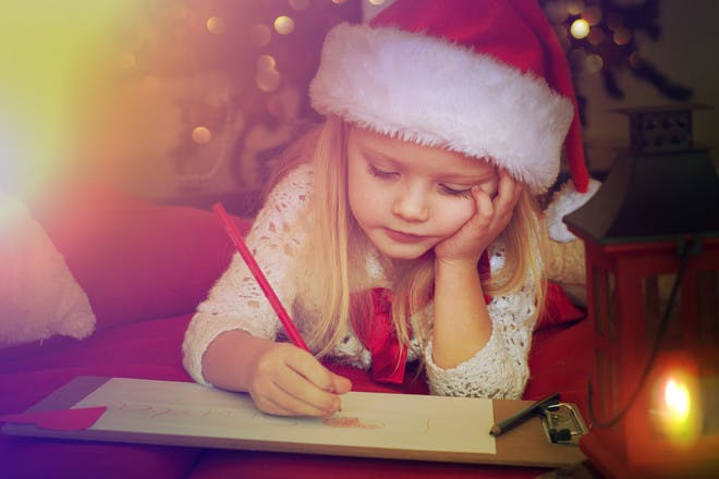 Letter from Santa himself!