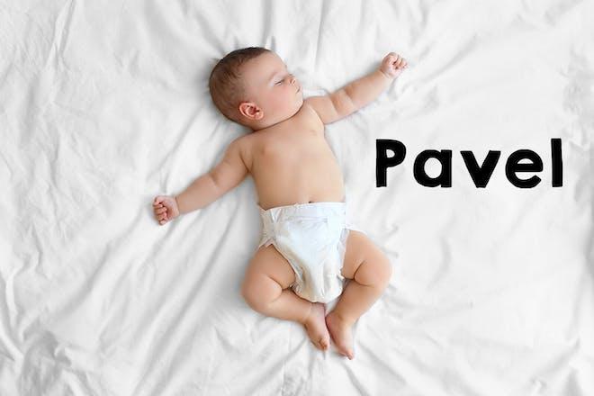 Pavel baby name