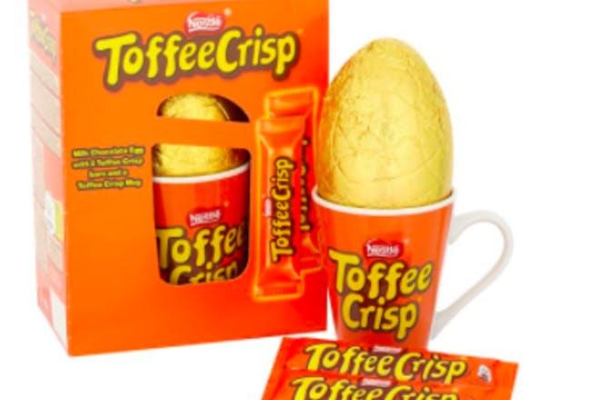 17. Toffee Crisp
