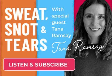 Sweat, Snot & Tears - Listen And Subscribe