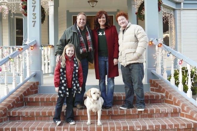 The Dog Who Saved Christmas movie still