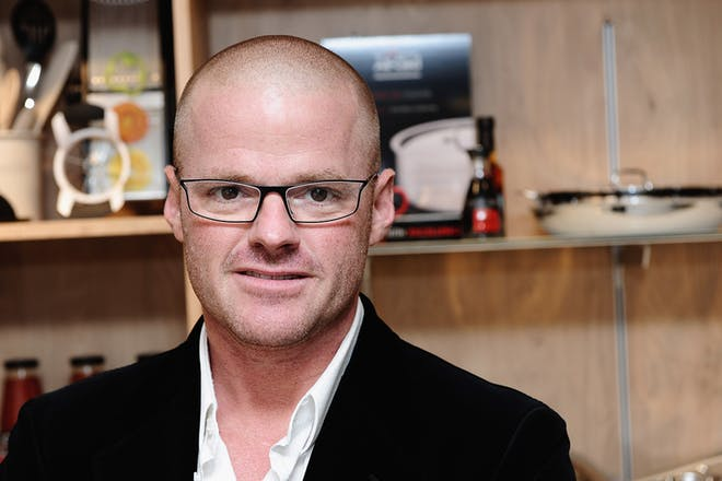 21. Heston's Marvellous Menu: Back To The Noughties