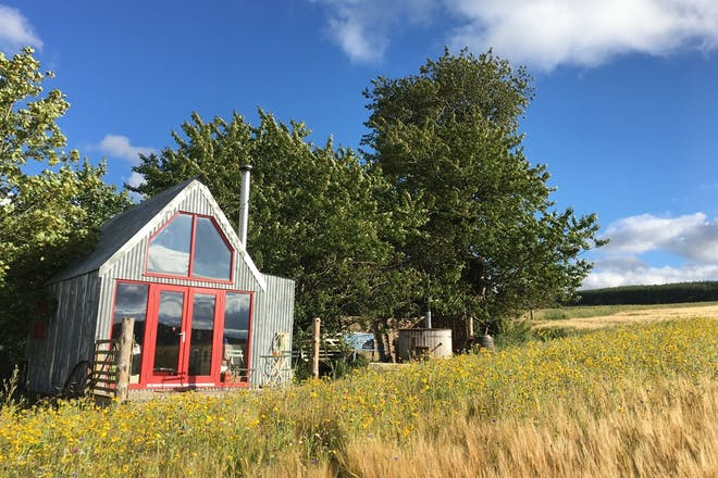 Boutique Farm Bothy, Huntly, Aberdeenshire