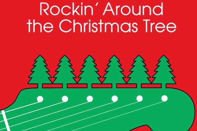 Rockin' around the Christmas Tree - Christmas songs for kids