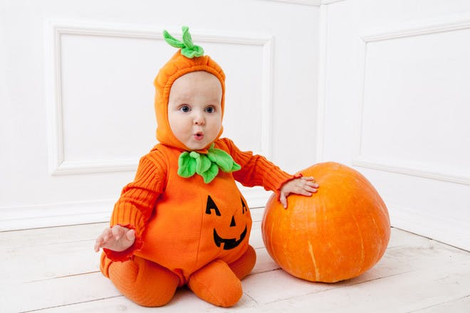 Halloween and Bonfire Night baby names